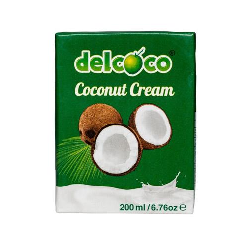 Delcoco Kókuszkrém - 200ml