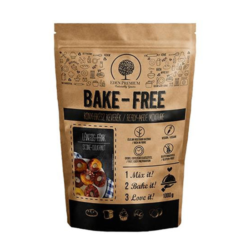 Eden Premium Bake-Free lángos-fánk lisztkeverék - 1000g