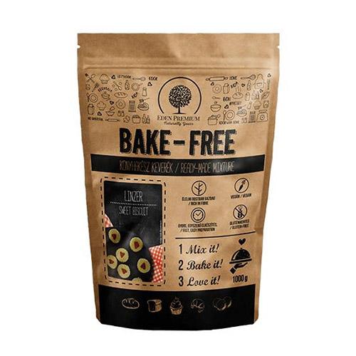 Eden Premium Bake-Free linzer lisztkeverék - 1000g