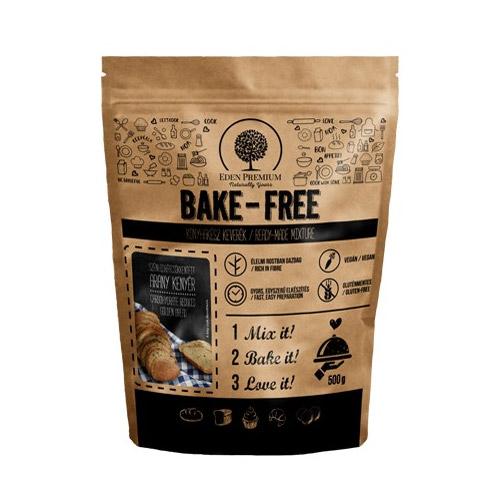 Eden Premium Bake-Free Szénhidrátcsökkentett aranykenyér lisztkeverék - 500g
