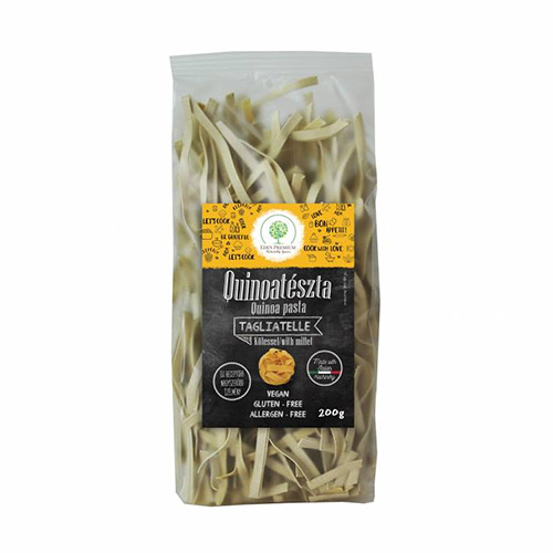 Eden Premium Quinoa tészta szélesmetélt - 200g