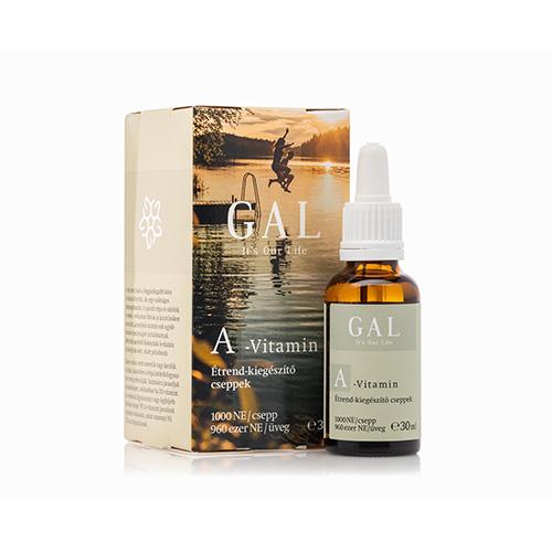 GAL A-vitamin - 30ml