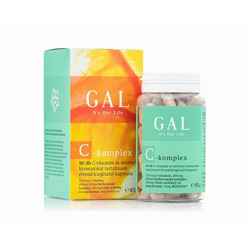 GAL C-vitamin komplex - 90 adag