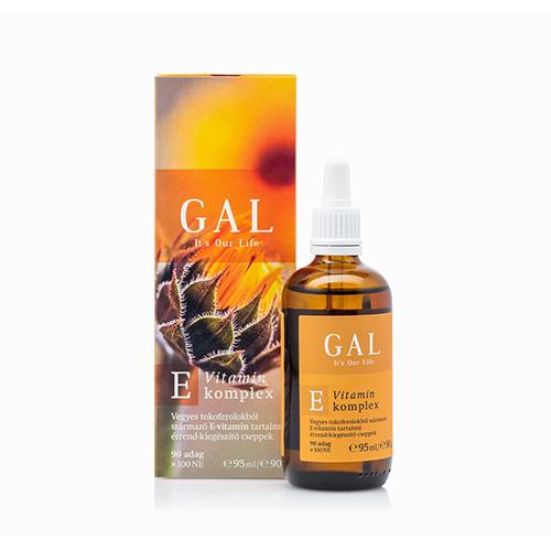 GAL E-vitamin (100 NE) - 90 adag