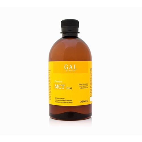GAL Prémium MCT-olaj - 500ml