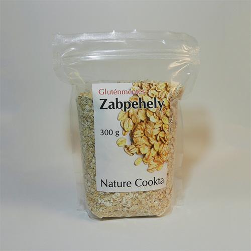 Nature Cookta Gluténmentes Zabpehely - 300g