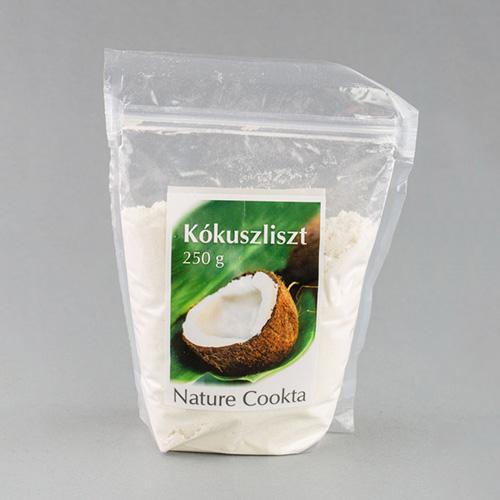 Nature Cookta Kókuszliszt - 250g