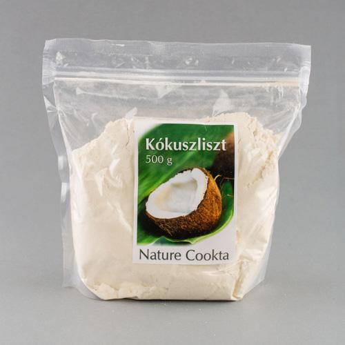 Nature Cookta Kókuszliszt - 500g