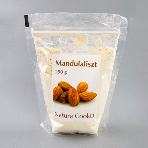 Nature Cookta Mandulaliszt - 250g