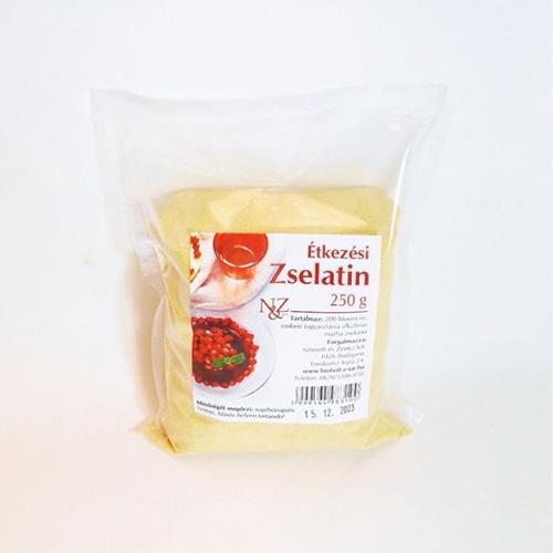 N&Z Étkezési Zselatin - 250g