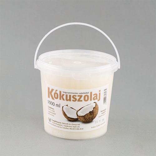 N&Z Kókuszolaj - 1000ml