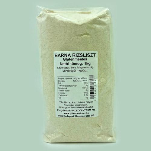 Paleolit Barna rizsliszt - 1000g