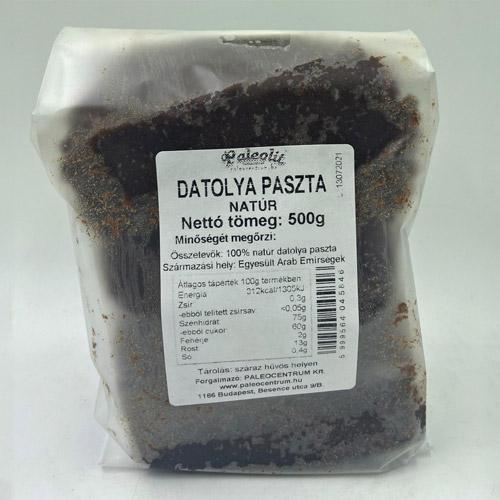Paleolit Datolya paszta natúr - 500g