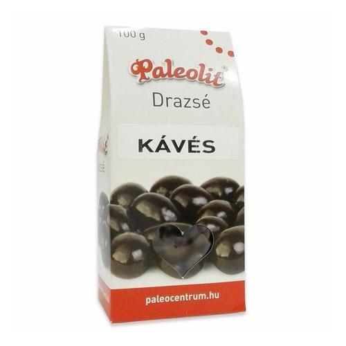 Paleolit Kávés drazsé dobozos - 100g