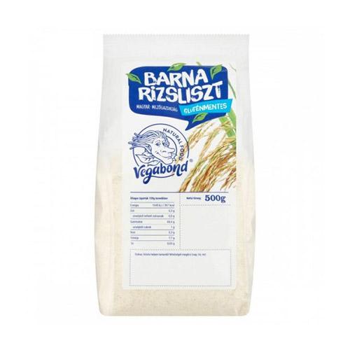 Paleolit Vegabond Barna rizsliszt - 500g