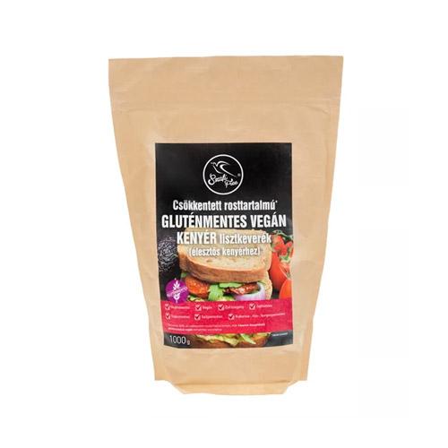 Szafi Free csökkentett rosttartalmú gluténmentes vegán kenyér lisztkeverék - 1000g
