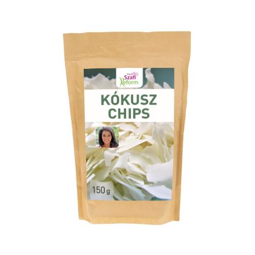 Szafi Reform Kókusz chips - 150g