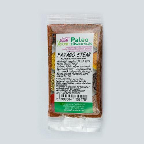 Szafi Reform Paleo Favágó steak fűszerkeverék - 50g