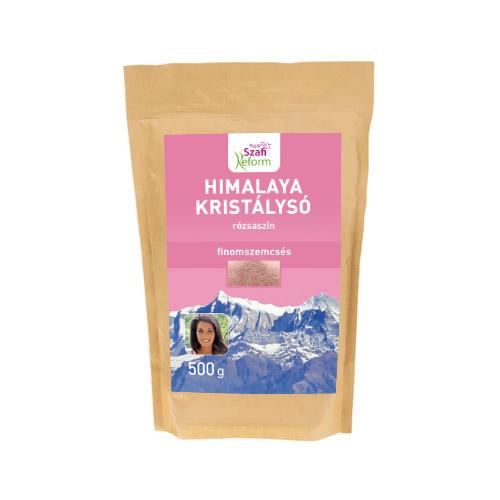 Szafi Reform rózsaszín Himalaya só, finomszemcsés - 500g