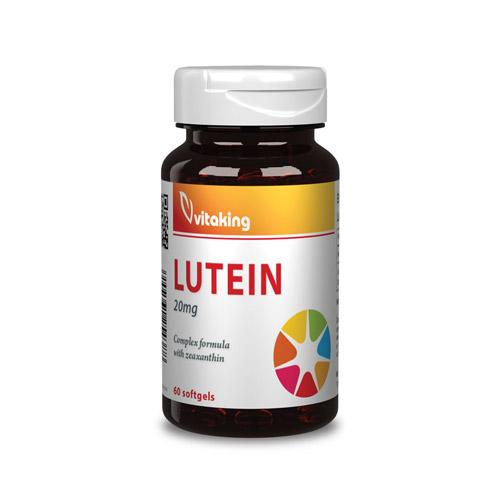 Vitaking Lutein 20mg - 60db