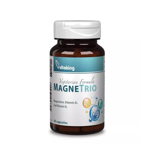 Vitaking MagneTrio [Mg+K2+D3] - 30db
