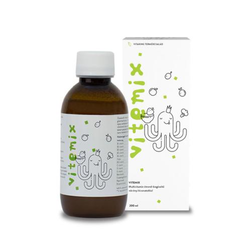 Vitaking ViteMix Multivitamin szirup - 200ml