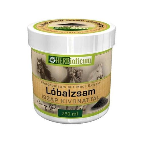 HERBioticum Lóbalzsam iszap kivonattal - 250ml