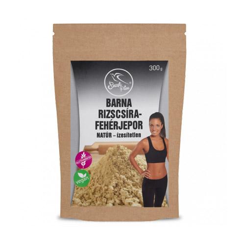 Szafi Free Barna rizscsíra-fehérjepor natúr ízesítetlen - 300 g
