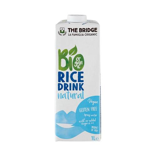 The Bridge Bio rizsital natúr - 1000ml