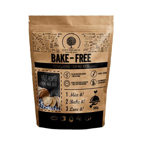 Eden Premium Bake-Free házi kenyér lisztkeverék - 500g