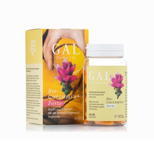 GAL Bio-Curcumin + Forte - 60 db