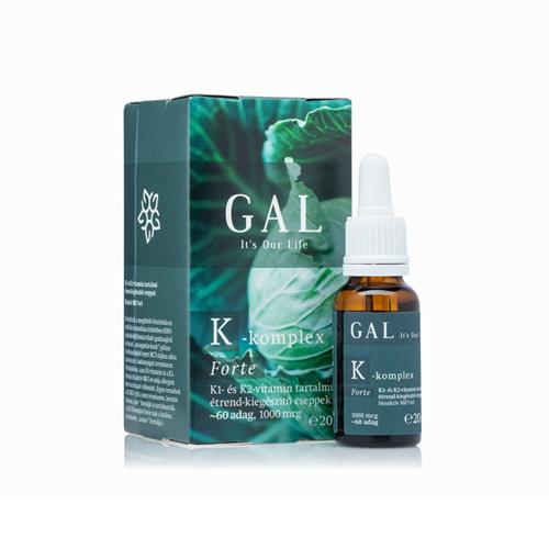 GAL K-vitamin komplex Forte (1000 mcg) - 20ml