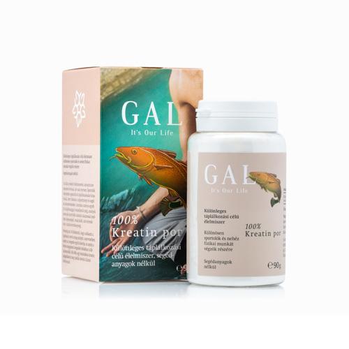 GAL Kreatin-Monohidrát - 90g
