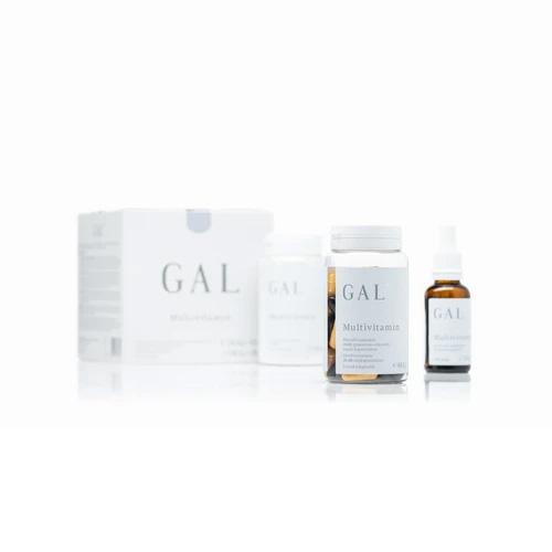 GAL + Multivitamin - 30 adag