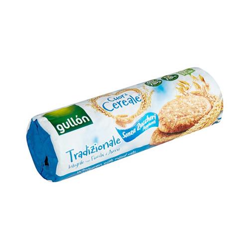 Gullón élelmi rostban gazdag cukormentes keksz – 280g