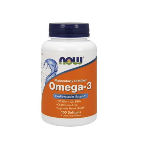 Now Omega-3 gélkapszula – 100db