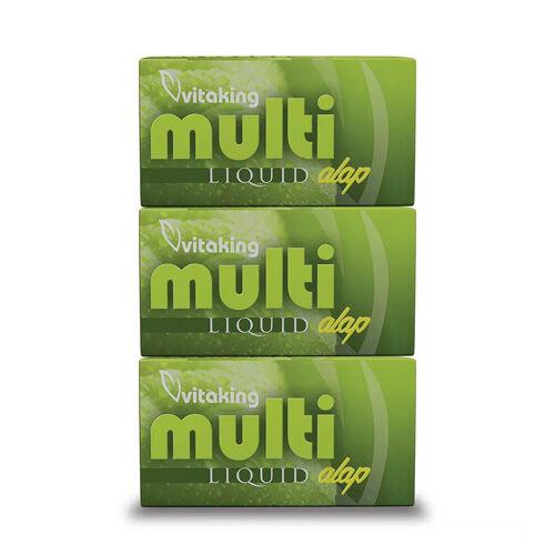 Vitaking Alap Liquid Multivitamin gélkapszula - 180db