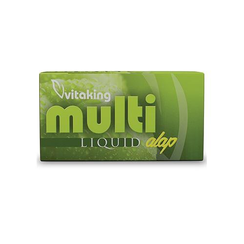 Vitaking Alap Liquid Multivitamin gélkapszula - 30db