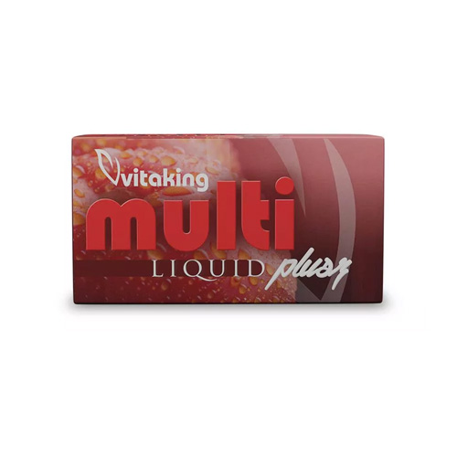 Vitaking Plusz Liquid Multivitamin gélkapszula - 30db