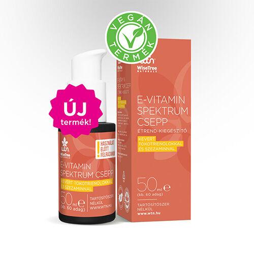 WTN E-vitamin spektrum csepp - 50ml