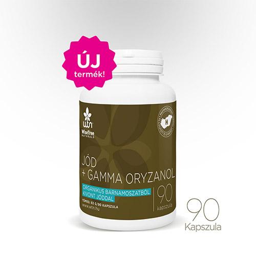 WTN Jód + gamma oryzanol - 90db