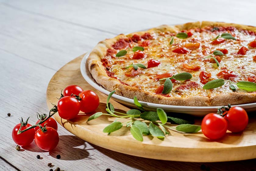 Ne várj a futárra - mentes pizza otthon!
