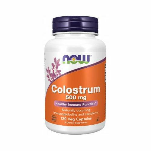 Now Colostrum 500mg kapszula - 120db