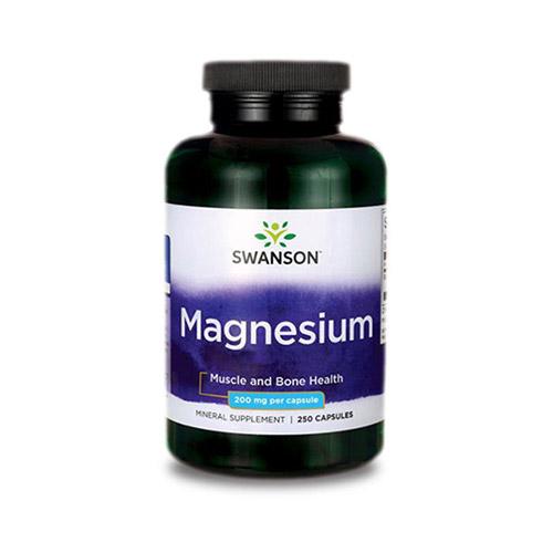 Swanson Magnézium 200mg - 250db