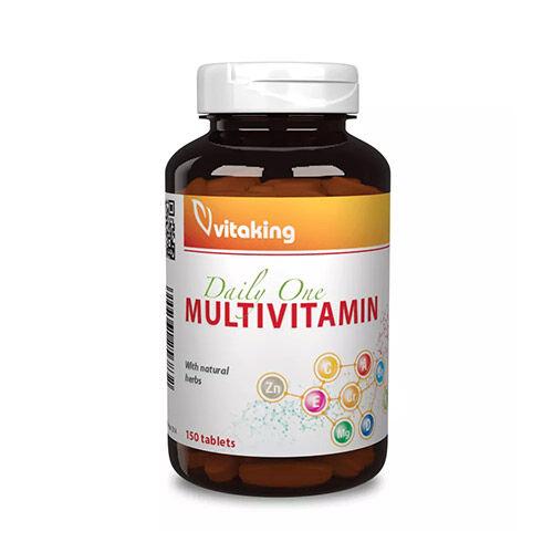 Vitaking Daily One Multivitamin - 150db