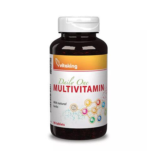 Vitaking Daily One Multivitamin - 90db