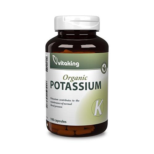 Vitaking Kálium 99mg - 100db