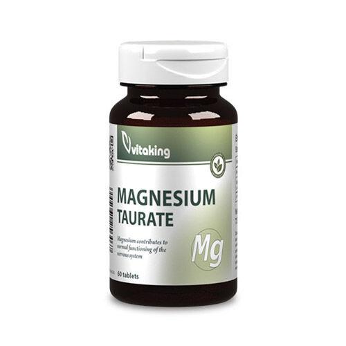Vitaking Magnézium Taurát - 60db