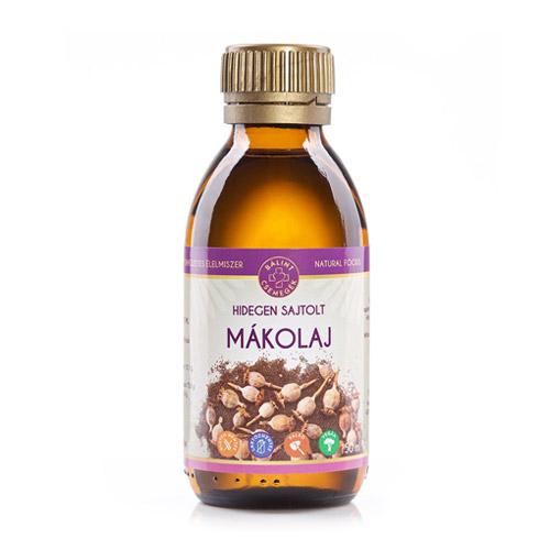 Bálint cseppek Bio mákolaj - 150ml