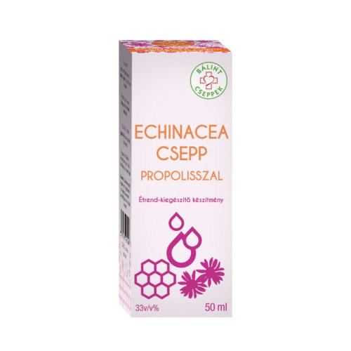 Bálint cseppek Echinacea csepp propolisszal - 30ml